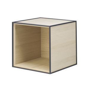 Frame 28 kubus zonder deur eiken
