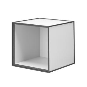 Frame 28 kubus zonder deur lichtgrijs