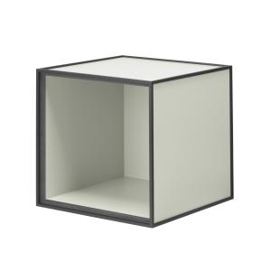 Frame 28 kubus zonder deur lichtgroen