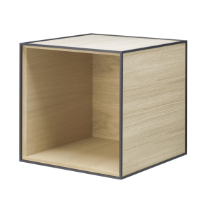 Frame 35 kubus zonder deur eiken