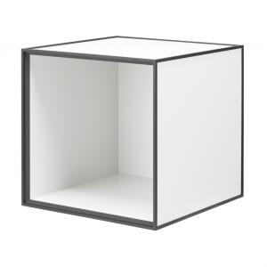 Frame 35 kubus zonder deur wit