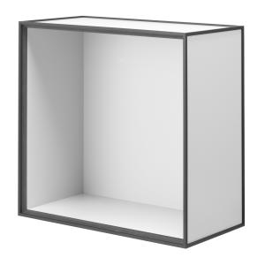 Frame 42 kubus zonder deur lichtgrijs