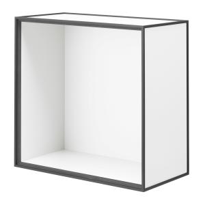 Frame 42 kubus zonder deur wit