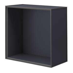 Frame 42 kubus zonder deur donkerblauw