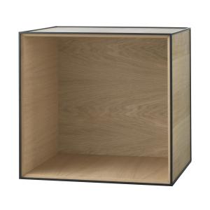 Frame 49 kubus zonder deur eiken