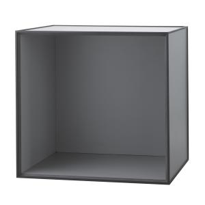 Frame 49 kubus zonder deur donkergrijs