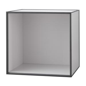 Frame 49 kubus zonder deur lichtgrijs