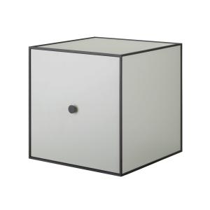 Frame 35 kubus met deur lichtgroen