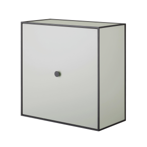 Frame 42 kubus met deur lichtgroen