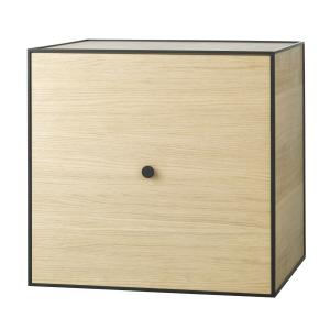 Frame 49 kubus met deur eiken