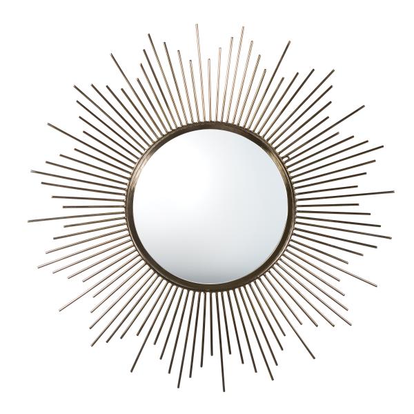 Sun spiegel goud