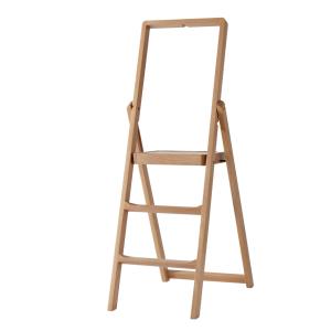 Step ladder eiken