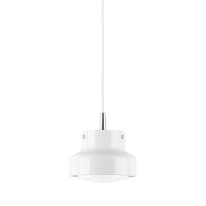 Bumling mini hanglamp Ø 25 cm. wit