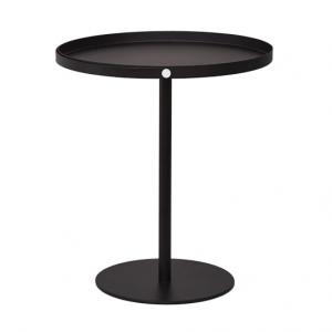 Design Letters To Go tafel zwart - zwart handvat