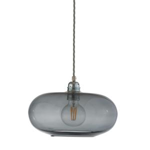 Horizon hanglamp Ø 29 cm. rookgrijs