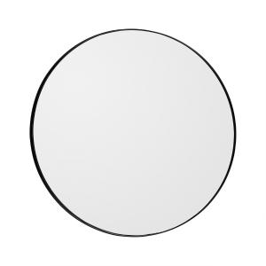 Circum spiegel klein zwart