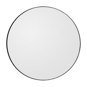 Circum spiegel middel zwart