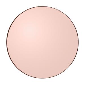 Circum spiegel middel roze