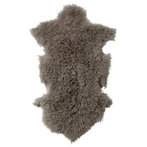 Bloomingville lamswol grijs 50x90 cm