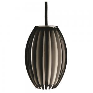 Tentacle hanglamp medium rook (zwart)