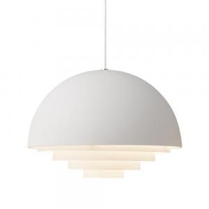 Motown plafondlamp groot wit