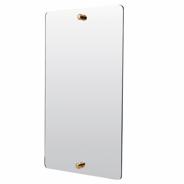Spiegel zonder lijst 40 x 70 cm