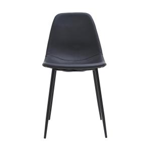 Form stoel 2-pack zwart