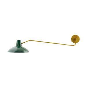 Desk wandlamp groen