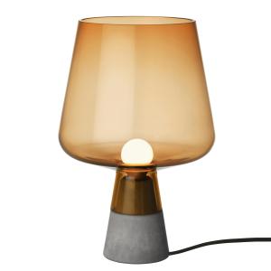 Leimu tafellamp 300 x 200 mm. bruin