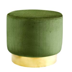 Jakobsdals poef khaki green (groen)
