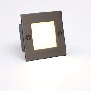 LED inbouwlamp LEDlite Square 7 WW