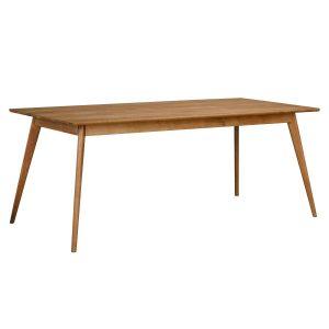 Nordiq Yumi Dining Table - Houten eettafel - 190 cmInitial Yumi Dining Table   Eiken   Eettafel   lengte 190cm