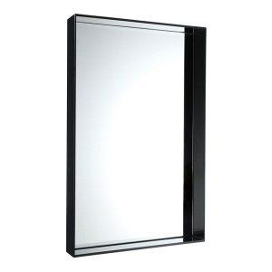 Kartell Only Me spiegel zwart large