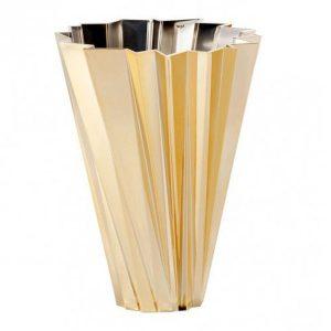 Kartell Shanghai vaas metallic goud