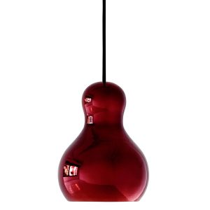 Lightyears Calabash hanglamp rood P1