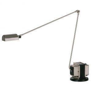 Lumina Daphine Classic bureaulamp nikkel