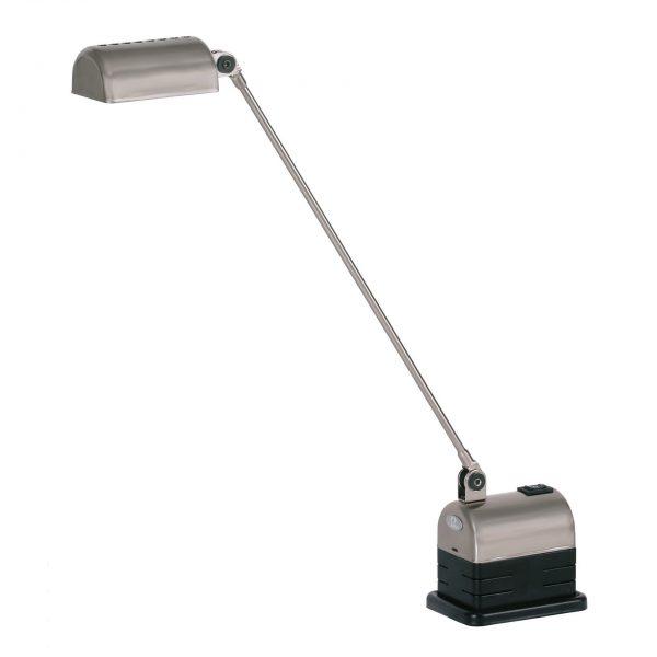 Lumina Daphinette bureaulamp nikkel