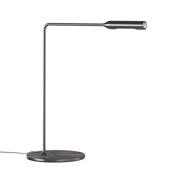 Lumina Flo desk bureaulamp gunmetal