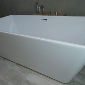 Luca Primo vrijstaand bad strak 180x80x60