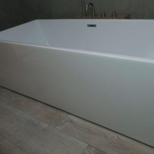 Luca Primo vrijstaand bad rechthoek 178,5x80x60