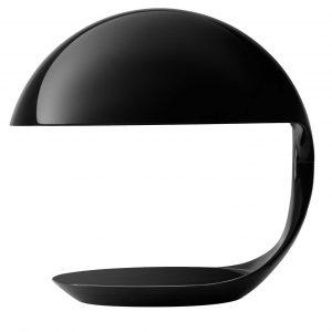 Martinelli Luce Cobra tafellamp zwart