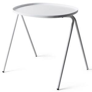 Menu Afteroom Side Table bijzettafel wit 50x45