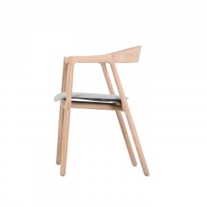 Gazzda Muna Chair - Scandinavische eetkamerstoel -