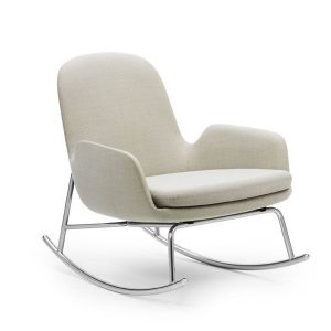 Normann Copenhagen Era Rocking Chair Low schommelstoel