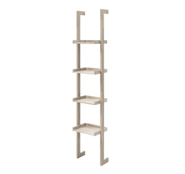 Artichok Boekenkast ladder - Sem - Mounted - Smal - houten trap - decoratie ladder