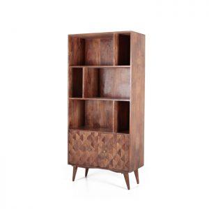 Eleonora Boekenkast 'Oxford' met 2 deuren
