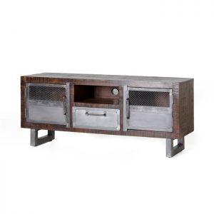 Eleonora TV-meubel 'Brooklyn' met 2 deuren en 1 lade, 140cm