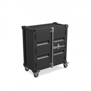 Kubikoff Pandora Medium - Metalen Design kast -