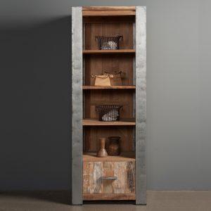 Tower Living Boekenkast 'Novara' met 1 lade