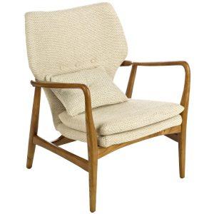 Pols Potten Chair Peggy fauteuil ecru